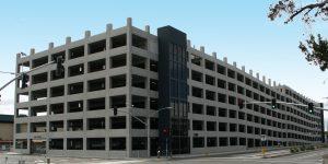 Hawthorne Parking Lot