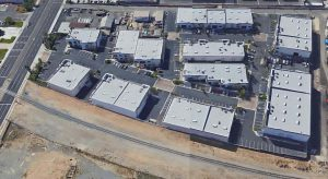 Harbor Commerce Center in La Habra, CA